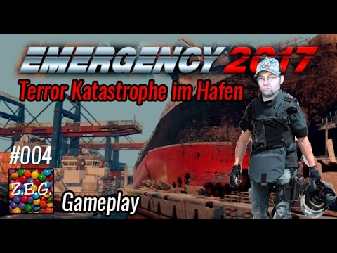 EMERGENCY 2017 #004 - Terroranschlag in Hamburg / Hafen I GAMEPLAY PC # HD