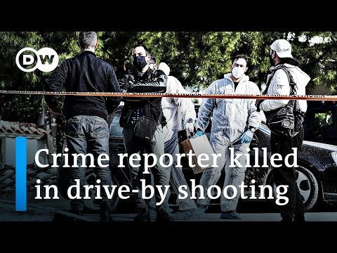 Greek crime reporter killed in 'execution style' shooting | DW News