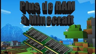 [TUTO] Comment allouer plus de RAM à Minecraft | Launcher 2018