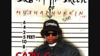 no more questions eazy e (lyrics)