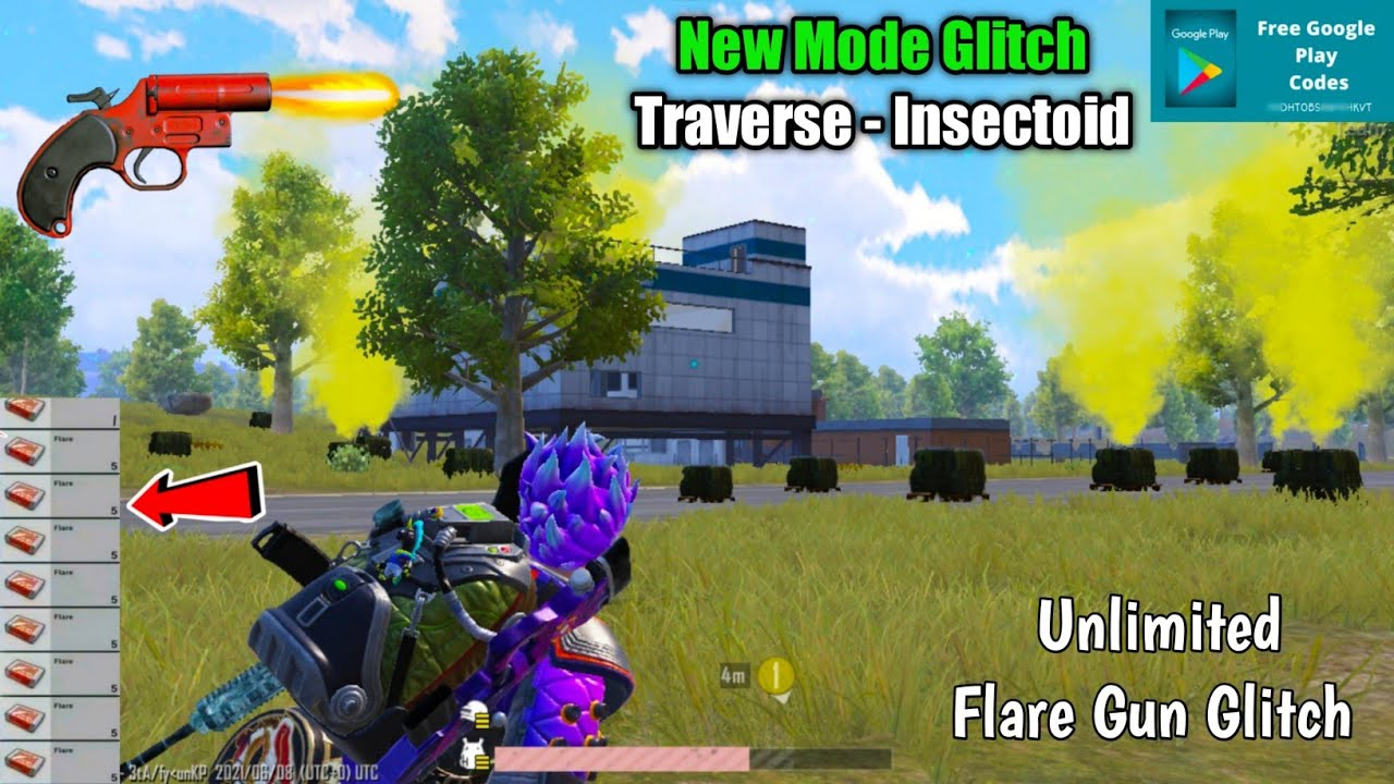 Download Pubg New Mode Traverse Insectoid Glitch    Pubg Mobile Traverse Insectoid Mode Top 5 Tips And Tricks