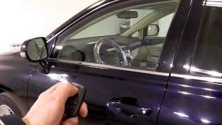Реализации автозапуска на автомобилях LEXUS RX(, 2016-03-24T11:10:02.000Z)