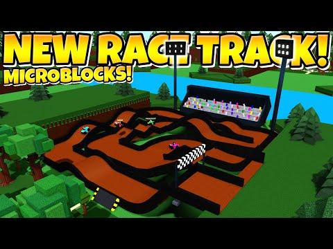MICROBLOCK RACE TRACK
