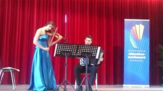 Matti Murto: Dancing Suite - Tarantella