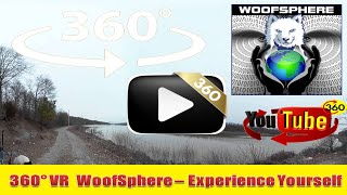 360 Videos | VR | Virtual Reality | WooFSphere | Husky Dog takes A 12 Point Turn - 3Part 11