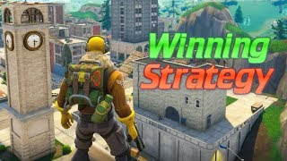 How to WIN on the NEW MAP! (FORTNITE)