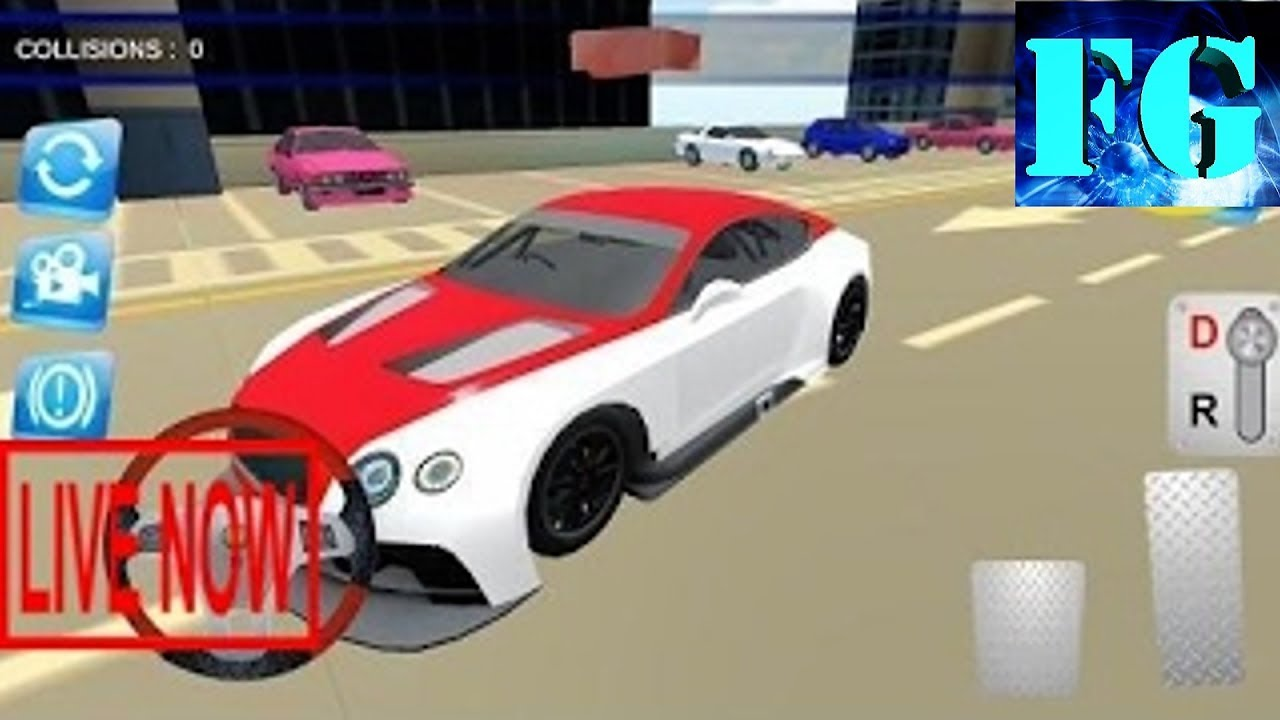 High Quality Super Car Parking Challenge 3D (by Dexstorm Studio)   Android Gameplay 2017  [HD]