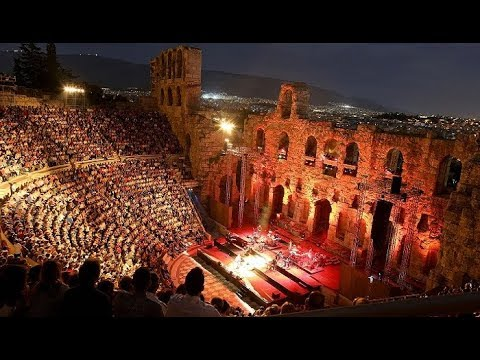 ERIC BURDON-Athens Full Concert 2019-Herodeion