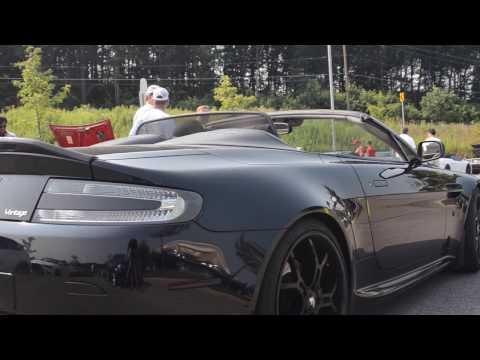 Amazing Cars 'n Coffee: Pre-Fuel Run