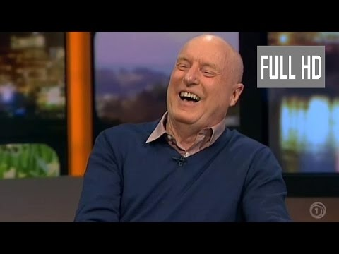 Ray Meagher In New Zealand - Interview (Alf Stewart) barack obama singing