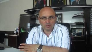 ALTINOVA BELEDİYE BAŞKANI METİN ORAL'DAN AÇIKLAMA