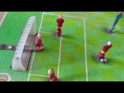 Настольная игра из СССР - Футбол!!!