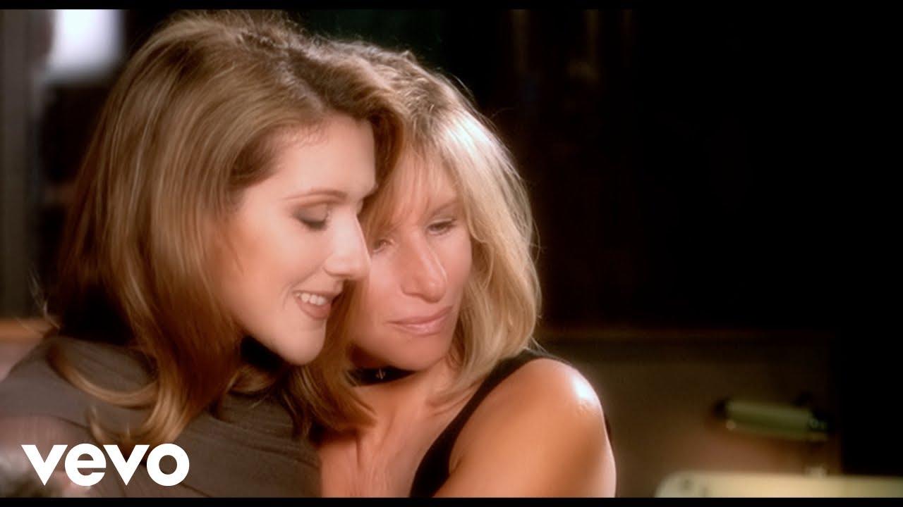 Download Barbra Streisand, Céline Dion - Tell Him (Official Video)