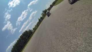 CCS Unlimited Superbike Blackhawk Farms Raceway July 20th 2013