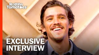 Brenton Thwaites on New 'Titans' Robin and Breaking Up With Batman | Rotten Tomatoes