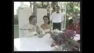 Mete Horozoğlu Elif Sönmez düğün töreni