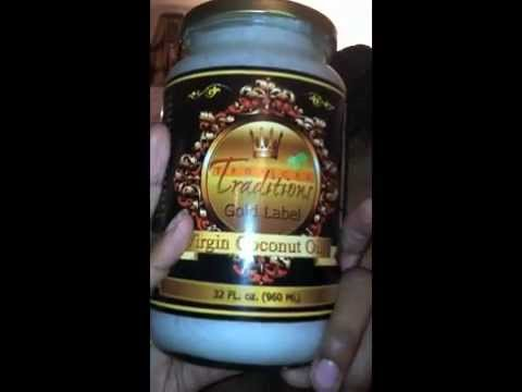 Tropical Tradition Virgin Coconut Oil Product Review