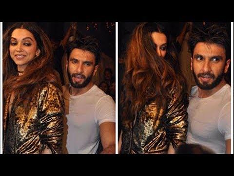 Ranveer Singh Deepika Padukone FIGHT in PUBLIC During Date in Mumbai Mp3