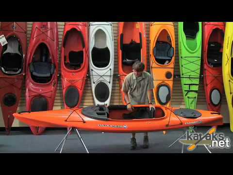 Wilderness Systems Pungo 120 Kayak Video Review