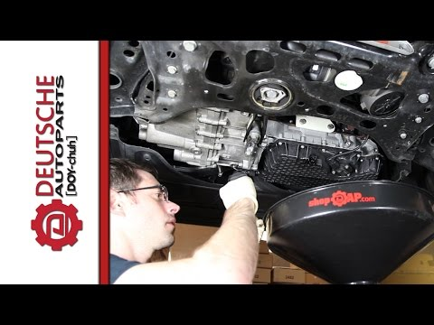 VW MK7 GTI Oil Chage DIY and Kit