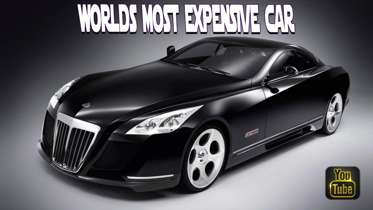 why world s most expensive car tittle holds mercedes