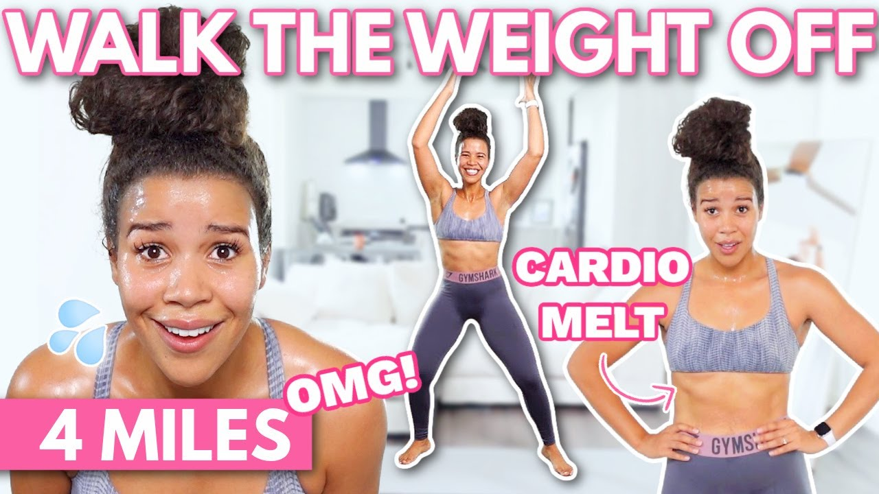 Do This Low Impact Workout Everyday To Seriously Lose Weight   growwithjo