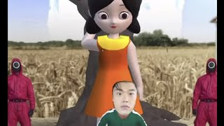 Squid Game Girl Destroys Eric Nam