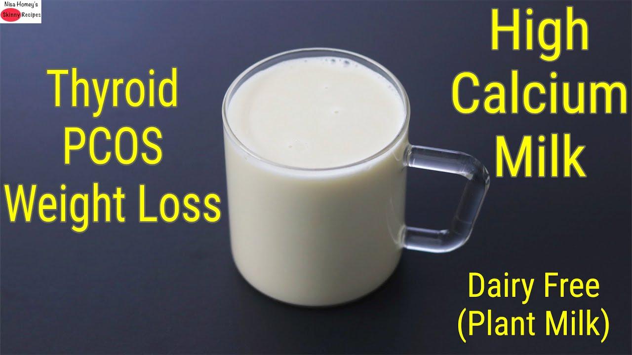 Sesame Seeds Milk For Weight Loss - Thyroid - PCOS Friendly Milk - Dairy Free / Vegan Milk In 2 Mins