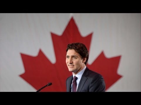Justin Trudeau's full victory speech