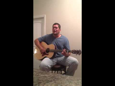 Keith Whitley - I'm Over You (Bradley Wallace Cover)