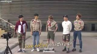 INDOSUB RUN BIGBANG SCOUT Full Video Link Dibawah