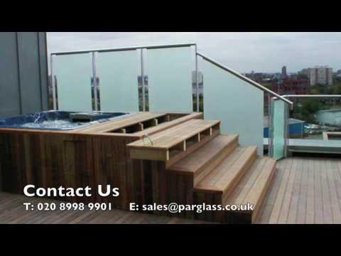 PAR GLASS LONDON - Glass Balustrade Presentation