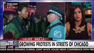 Growing Protests In the Streets of Chicago - Dana Loesch