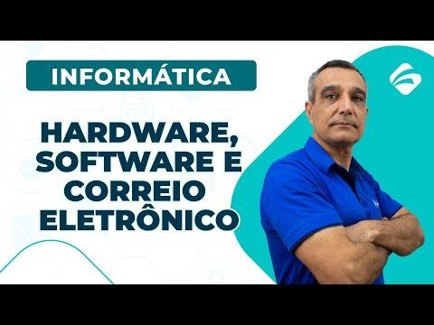 Informática | Hardware, Software e Correio Eletrônico