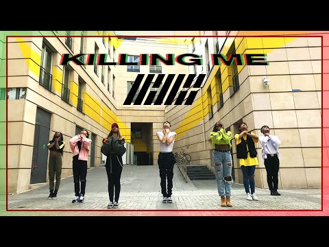 iKON (아이콘) - KILLING ME (죽겠다) dance cover by RISIN'CREW from France