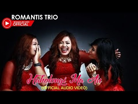 Romantis Trio - Haholongi Ma Au (Official Lyric Video)