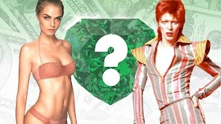 WHO'S RICHER? - Cara Delevingne or David Bowie? - Net Worth Revealed!