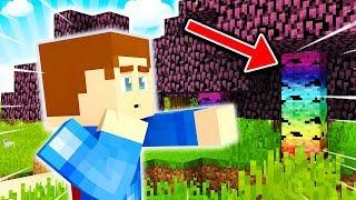Minecraft Zgraja - ZNALAZŁEM TĘCZOWE DRZEWA! #5