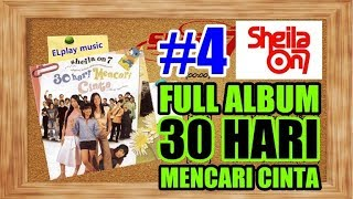 Sheila On 7 - FULL ALBUM OST.30 Hari Mencari Cinta (2003)