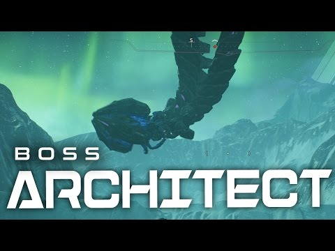Mass Effect Andromeda: Voeld Boss Fight - Architect