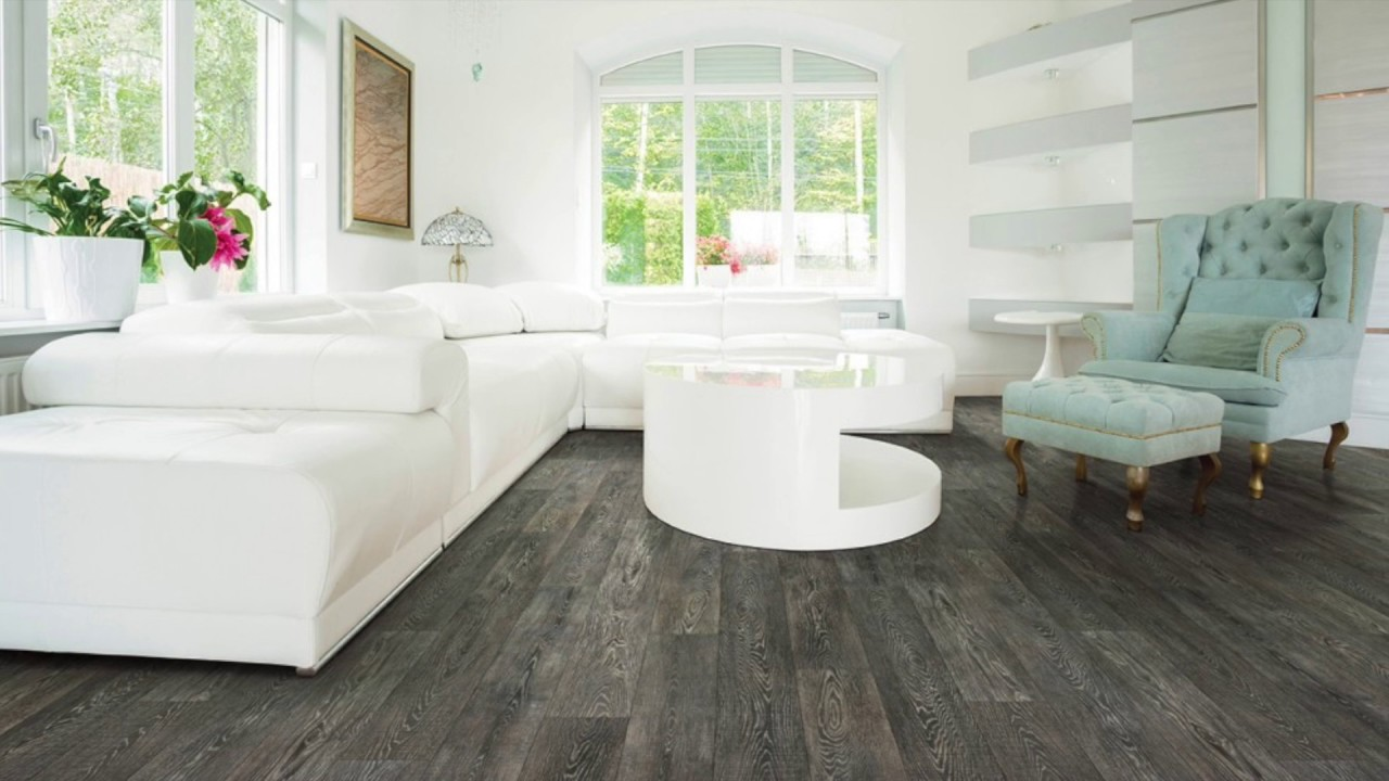 US Floors COREtec Plus HD Vinyl Flooring  YouTube