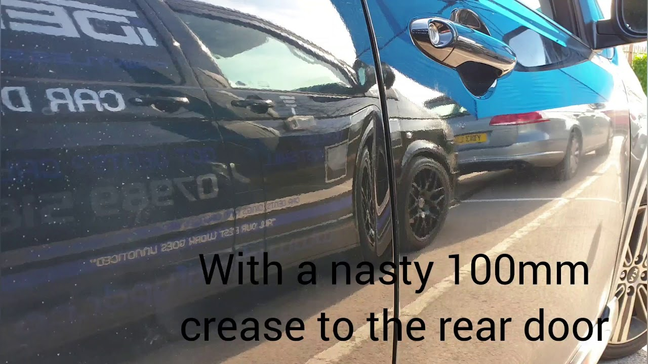 Amazing Dent Removal from a Kia Picanto by iDentify PDR