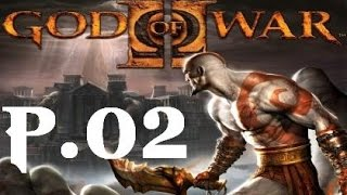 God Ωf War II 100% Walkthrough Part 2