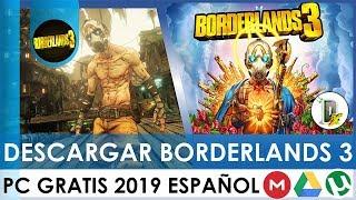 ✔Descargar ●Borderlands 3● para PC GRATIS 2019 Full Español ●MEGA●UTorrent●Drive●
