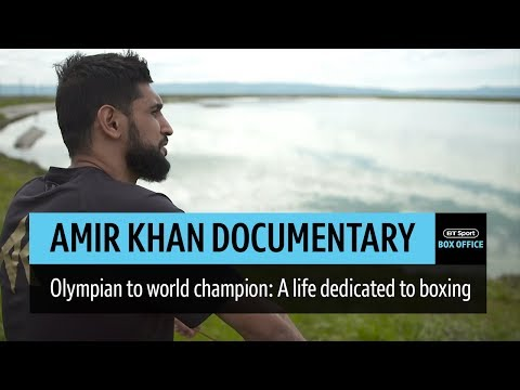Amir Khan documentary | A life dedicated to boxing | No Filter Boxing