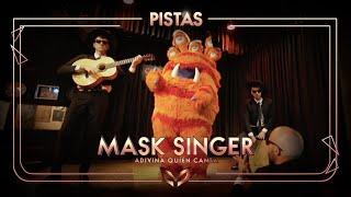 Las pistas del Monstruo | Pista 1 | Mask Singer: Adivina quién canta