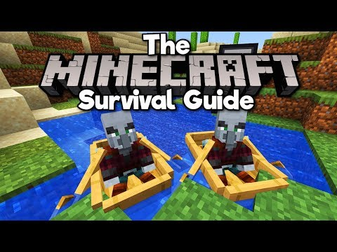 How To Make Friendly Pillagers! ▫ The Minecraft Survival Guide (Tutorial Let's Play) [Part 237]