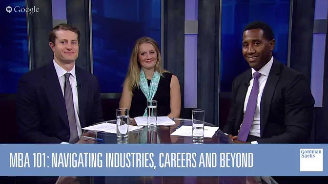 mba navigating industries careers and beyond google hangout mba 101 navigating industries careers and beyond google hangout