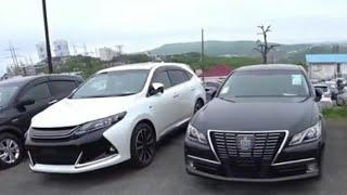 Запрет 1 Июля? Правый руль Тойота, Авто из Японии, Зеленый угол, Цены Авторынок 2019, Зеленый угол