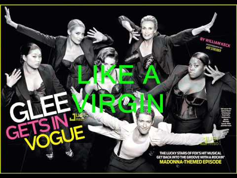 glee cast u can't touch this y like a virgin.wmv